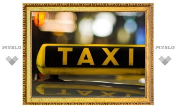 Тульские таксисты соберутся на конференцию