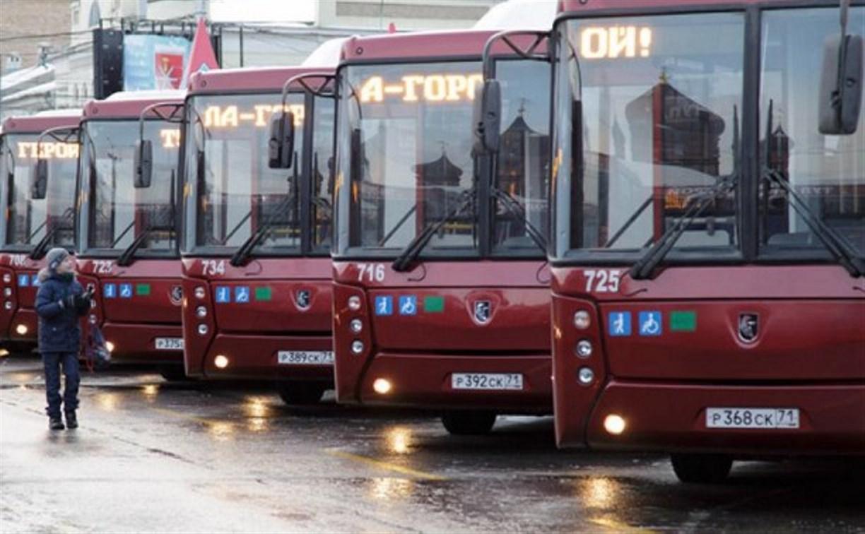 В Туле прошло первое заседание рабочей группы по проблемам движения общественного транспорта
