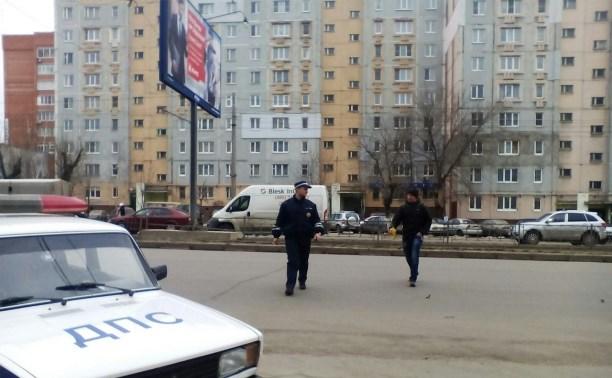 В Пролетарском районе сотрудники ГИБДД поймали восемь пешеходов-нарушителей