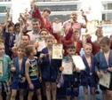 Узловские самбисты успешно выступили в Подмосковье