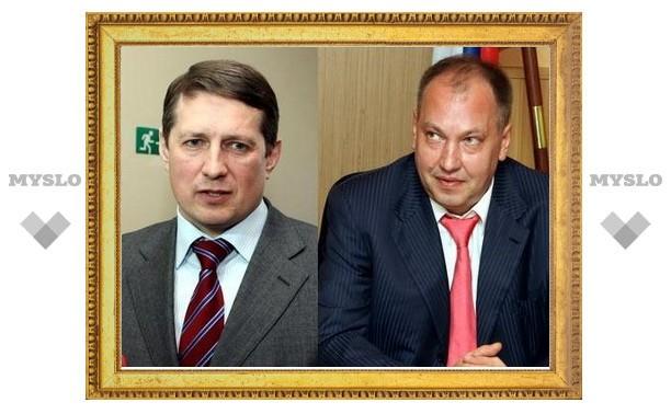 Мэр Тулы и глава городской администрации получили по «двойке»