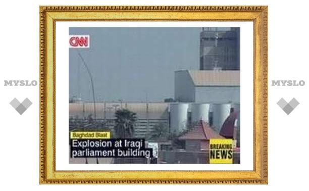 При взрыве в здании парламента Ирака убиты двое депутатов