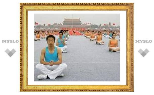 Жителей Пекина выселяют перед Олимпиадой
