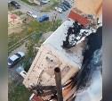 В Туле из-за кондиционера едва не сгорела квартира