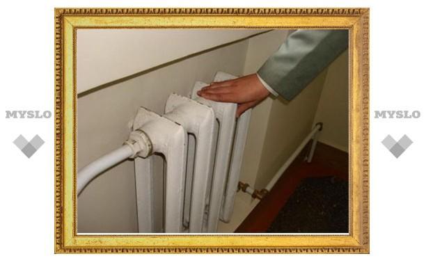 Груздев требует срочно дать тепло в дома щекинцев