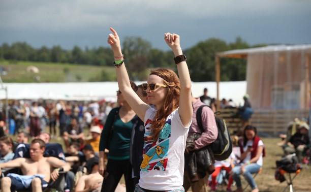 Третий день «Дикой мяты»: Дорн, Sunsay и закрытие фестиваля