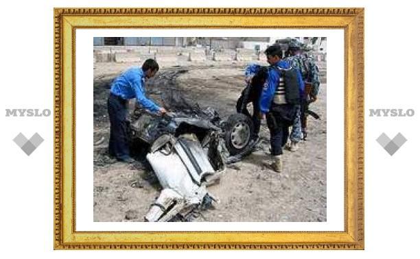 В Ираке взорваны два полицейских участка