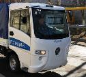 Полицейские будут патрулировать улицы на тульских «Муравьях»