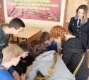 В Туле прошли соревнования «Школа безопасности»