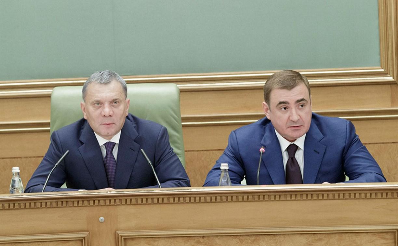 Алексей Дюмин выступил на заседании коллегии Военно-промышленной комиссии РФ