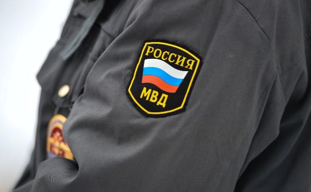 Житель Богородицка подозревается в оскорблении двух сотрудников полиции