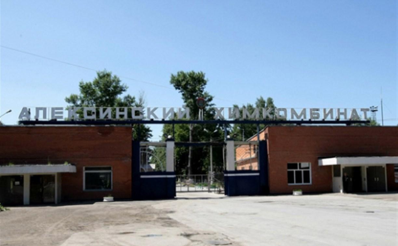Прокуратура уличила Алексинский химкомбинат в загрязнении воздуха