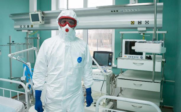 Статистика за сутки: в Тульской области 114 случаев заболевания и 9 летальных исходов