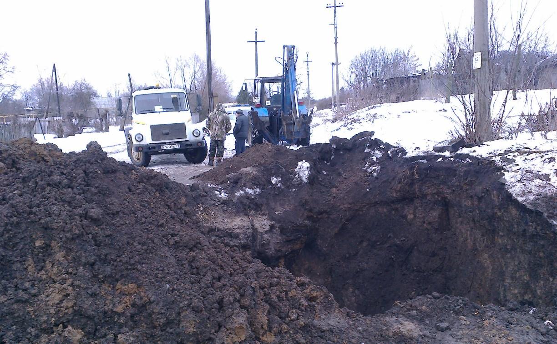 Аварийно-восстановительные работы в поселке Волово завершены