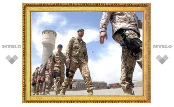 В Афганистане немецкие солдаты застрелили двух мирных жителей