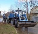 Для уборки города закуплена новая техника