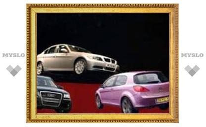 В России выбрали лучший автомобиль