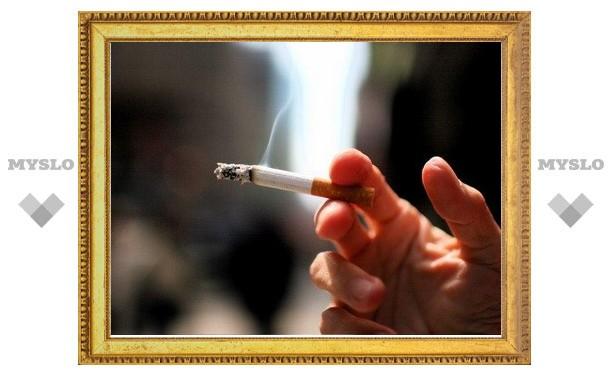 46 человек в час умирают от болезней, вызванных курением!