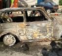 У водителя, насмерть сбившего женщину под Киреевском, сгорела машина