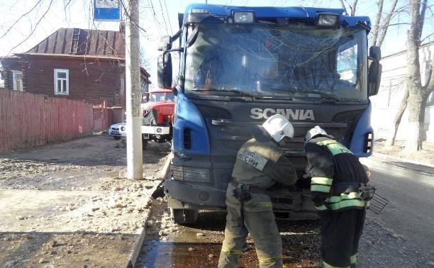 Водитель грузовика, протаранивший троллейбус, предстанет перед судом
