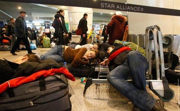 Авиаперевозчиков предложили штрафовать за задержку рейсов