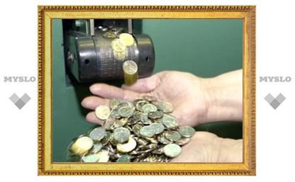 Россия введет в обращение монету-четвертак