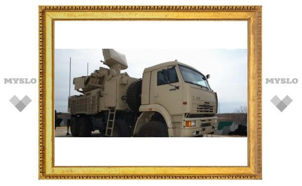 Туляки готовят ракетные комплексы для ВВС России