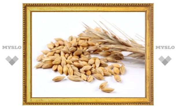 В страдающей от засухи России резко выросли цены на зерно