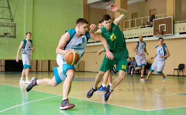 Баскетболисты «Тула-ЩёкиноАзот» выиграли утешительный турнир