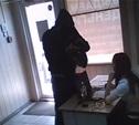 Опубликовано видео задержания грабителя офисов экспресс-кредитования
