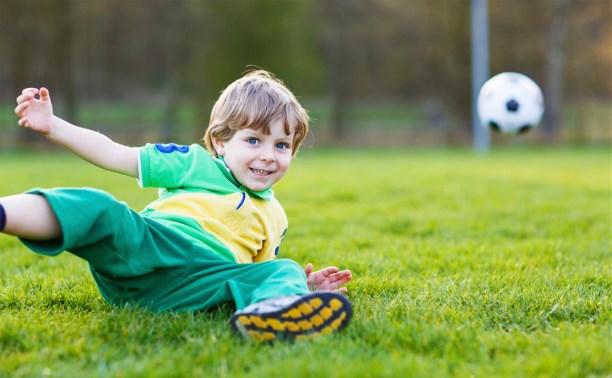 4 апреля в Туле откроется футбольная школа для детей от трёх лет