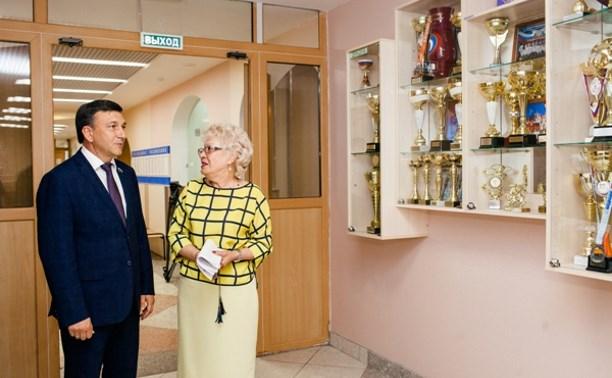 Владимир Афонский: Учителя должны быть всесторонне окружены заботой государства