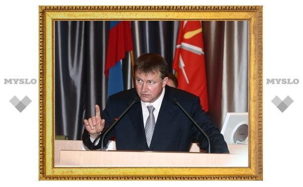 Вячеслав Дудка будет бороться с плохими дорогами