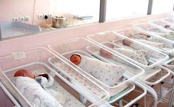 В новогоднюю ночь в Туле родилось шесть малышей