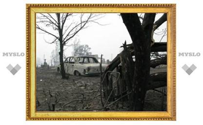 За гибель людей на пожарах в России возбудили первое уголовное дело