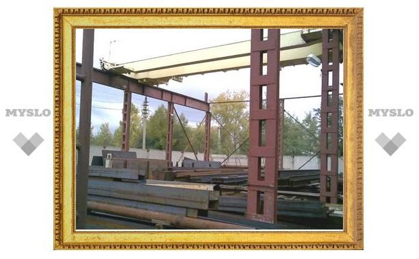 Под Тулой построят завод металлоконструкций