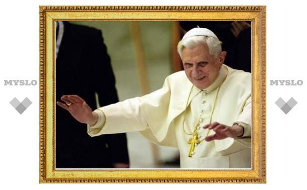 Папа Римский оказался поклонником интернета