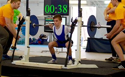 Юные туляки завоевали три бронзы в первенстве страны по пауэрлифтингу