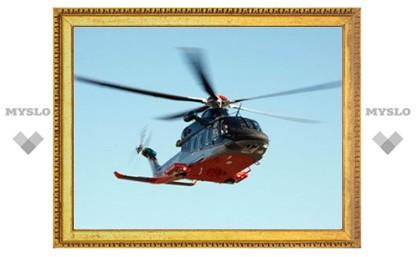 В Южной Корее разбился вертолет береговой охраны