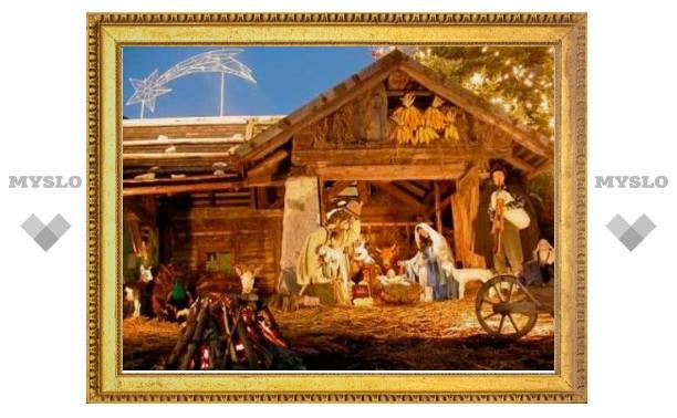 Как работает Тула в Рождество