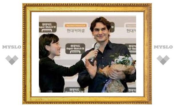 Федерер заработал рекордную сумму призовых за год