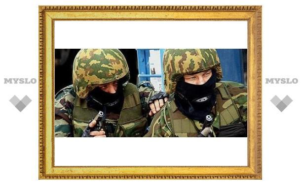Тулачермет захватили террористы
