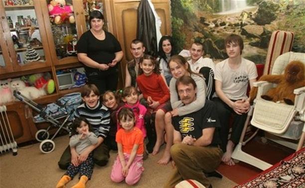 Губернатор подписал новый закон о многодетных семьях