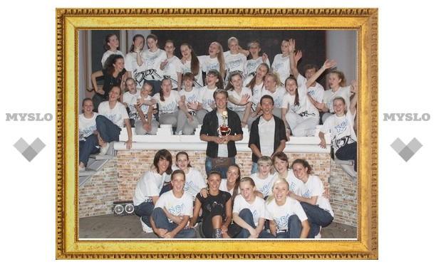 Гран-при фестиваля «Отлично, Тула!» выиграл ансамбль «Нео»
