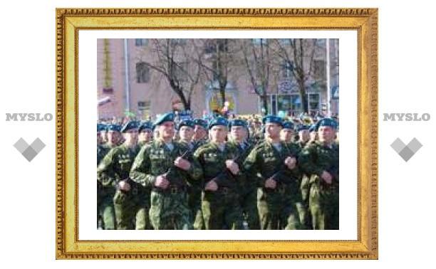 В Тульской области повесился солдат