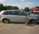 В ДТП рядом с «Тулачерметом» пострадала женщина
