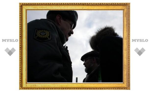 Депутата Владимира Тимакова после митинга «пригласили» в полицию