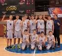 Юные баскетболисты с триумфом вернулись из Москвы