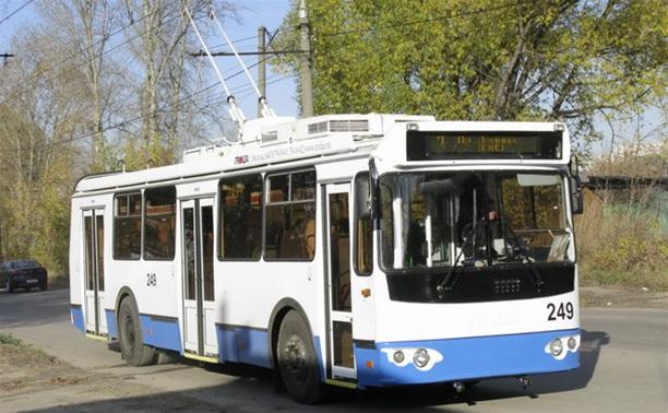 Тульский общественный транспорт временно пойдет по другой схеме