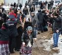 Бунтующих в Плеханово обвинили в торговле наркотиками